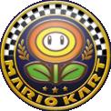 Flower Cup emblem for Mario Kart 8