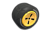 Standard Tires from Mario Kart 8