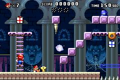 Level 4-4+ in Mario vs. Donkey Kong