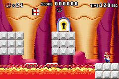 Level 3-1 in Mario vs. Donkey Kong