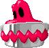Sprite of Chuckolator (small) from Mario & Luigi: Superstar Saga + Bowser's Minions.