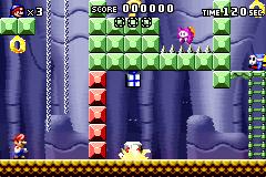 Level x-9 in Mario vs. Donkey Kong