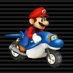 Mario's Dolphin Dasher
