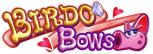 The logo for the Birdo Bows, from Mario Super Sluggers.