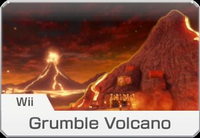 Wii Grumble Volcano