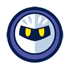 Meta Knight Ball Sticker.png