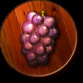 The Grape Kingdom's icon from Donkey Kong Jungle Beat