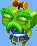 Sprite of Mallet from Mario & Luigi: Superstar Saga + Bowser's Minions.