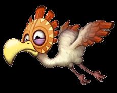 Concept artwork of a Swooper Dooper