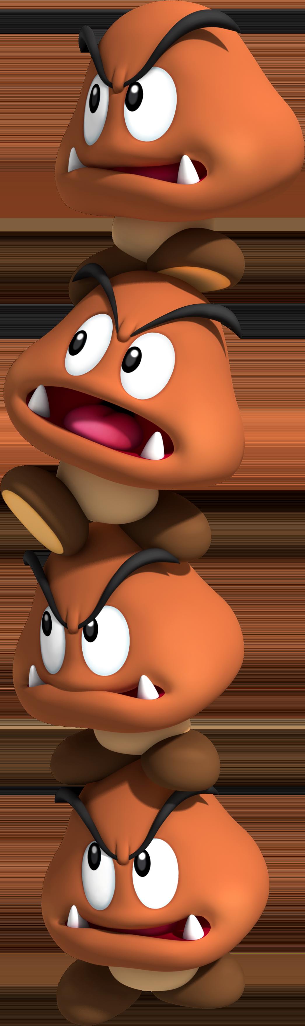Goomba Tower Super Mario Wiki The Mario Encyclopedia