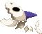 Sprite of a Sharkbone from Mario & Luigi: Superstar Saga + Bowser's Minions.