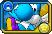 Light-Blue Winged Yoshi