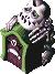 Sprite of Reacher, from Super Mario RPG: Legend of the Seven Stars.