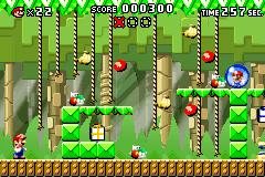 Level 2-5 in Mario vs. Donkey Kong