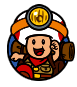 SM3DW Captain Toad HUD Icon.png