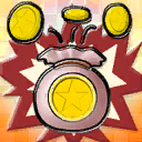 Lottery Shop icon from Mario Party 4