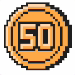 SMM2 50 Coin SMB3 icon.png