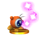 SSB3DS Waddle Doo Trophy.png