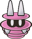 A Spunia from Paper Mario: The Thousand-Year Door.