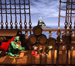 Gang-Plank Galleon