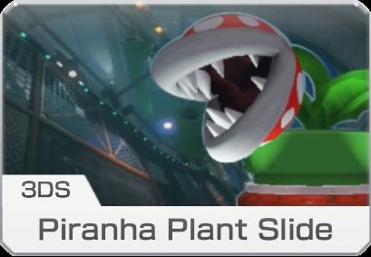 3DS Piranha Plant Slide