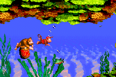 Coral Capers DKC GBA.png