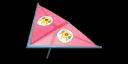 Peach's Super Glider in Mario Kart 7