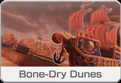 Bone-Dry Dunes