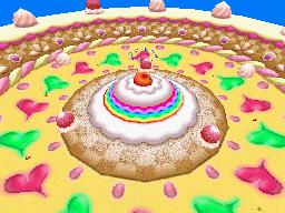 Screenshot of Tart Top from Mario Kart DS