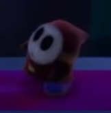 A Zombie Guy from Yoshi's Crafted World
