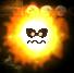 A fiery Piro Dangle