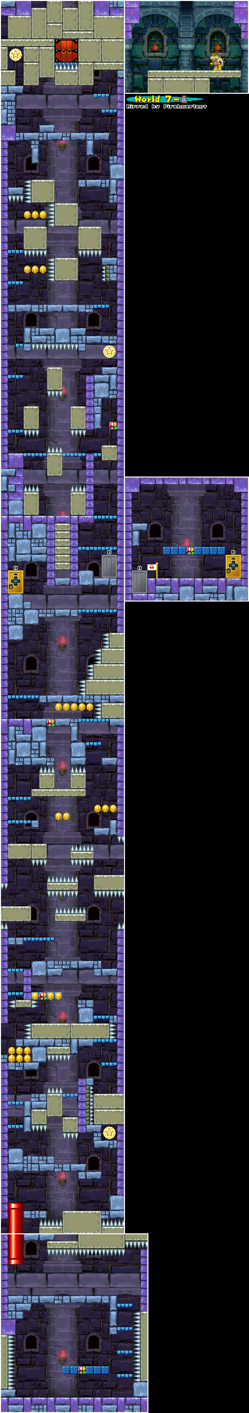 Map of World 7-Tower