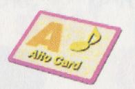 Alto Card