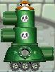 Monty Tank in New Super Mario Bros.