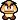 A Goomba's overworld sprite from Mario & Luigi: Superstar Saga.