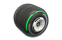 Slick tires from Mario Kart 8