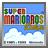 Virtual Console icon for Super Mario Bros. Deluxe.