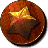The Star Fruit Kingdom's icon from Donkey Kong Jungle Beat