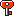 Sprite of the Cursed Key from Super Mario Maker 2