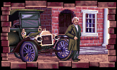 Henry Ford in the PC release of Mario's Time Machine
