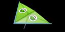 Koopa Troopa's Super Glider in Mario Kart 7