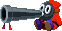 Sprite of a Gunner Guy from Mario & Luigi: Superstar Saga + Bowser's Minions.