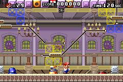Level 4-6 in Mario vs. Donkey Kong