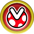 Piranha Plant Space from Mario Party: Island Tour