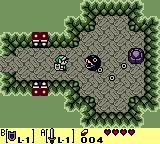 Link finds BowWow, the pet Chain Chomp