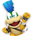 DrMarioWorld - Icon Larry.png