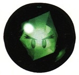 Artwork of an Ice Bomb for Super Mario RPG: Legend of the Seven Stars