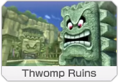 Thwomp Ruins