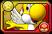 Yellow Winged Yoshi