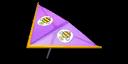 Honey Queen's Super Glider in Mario Kart 7